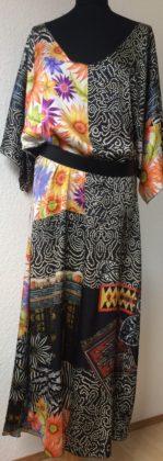 kleid kimono style