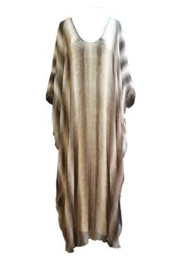 Kleid Tunika Python