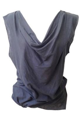Shirt Indigo Wasserfall